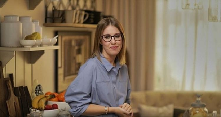 Ксения Собчак попросила денег на избирательную кампанию