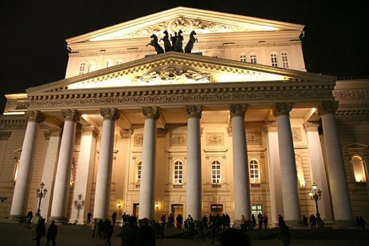 Большой театр отменил концерт из-за сообщения об угрозе взрыва