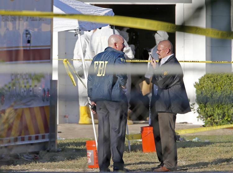 Стрелок, убивший в Техасе 26 человек, был уволен из ВВС и подвергнут трибуналу