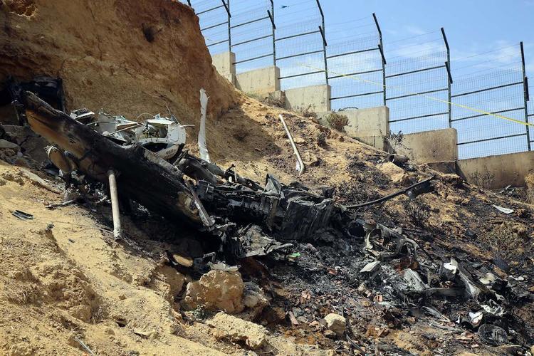 Разбился вертолет с принцем Саудовской Аравии на борту
