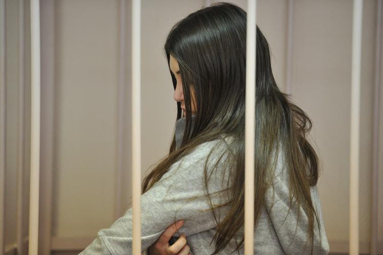 Пожизненно лишенную прав Багдасарян снова задержали в Москве