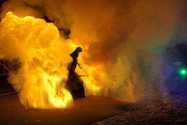 Стала известна причина пожара в бытовке в Москве