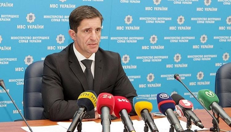 Советник главы МВД Украины избит в Киеве