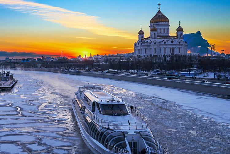 На Москве-реке откроется зимняя пассажирская навигация