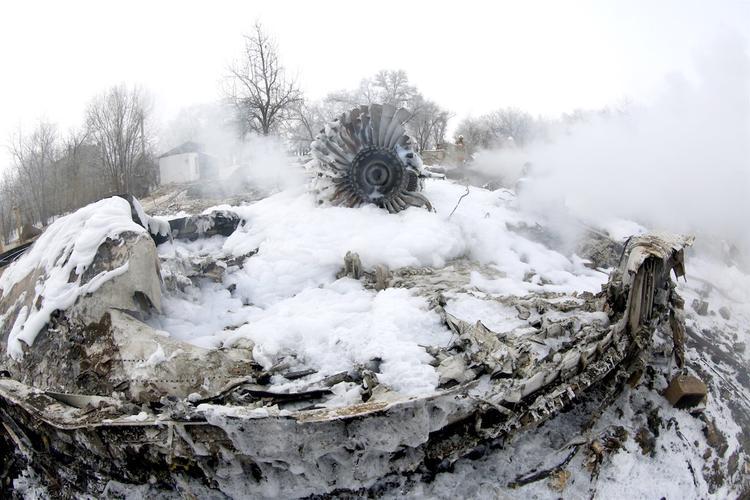 По факту крушения самолета Ан-2 в Амурской области возбудили уголовное дело