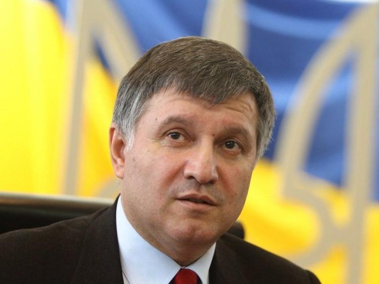 Глава МВД Украины Арсен  Аваков объяснил ограничение въезда в Киев