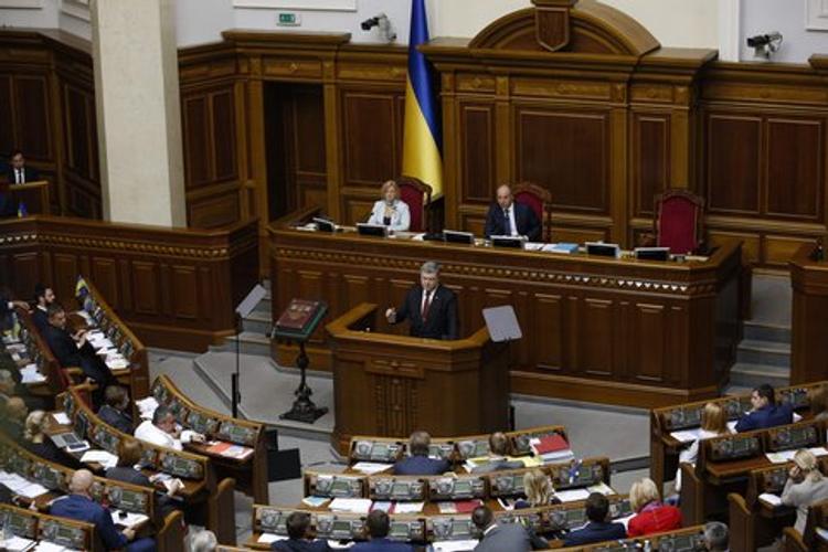 Украина расторгла соглашение с РФ о взаимных поставках вооружения
