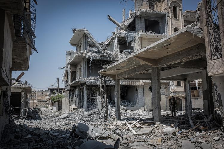 Сирии предрекли начало мирного строительства после взятия последнего оплота ИГ
