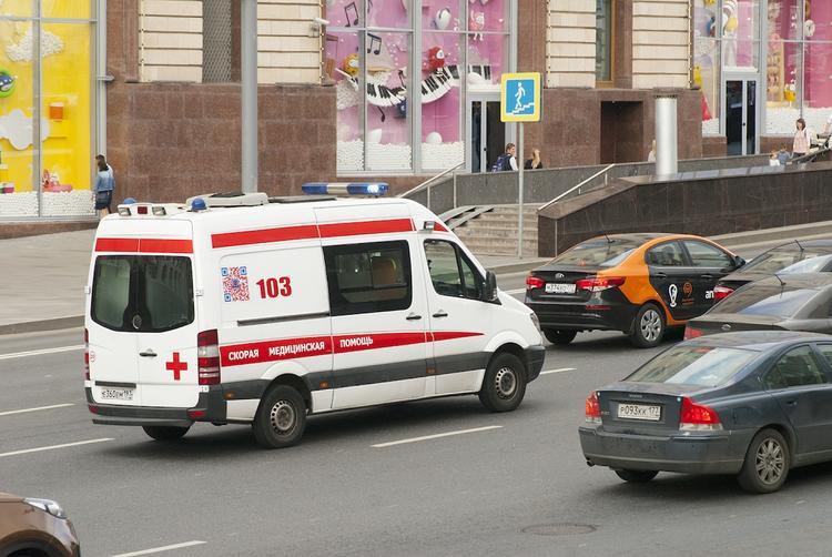 В московском районе Бирюлево произошла драка, четверо раненых