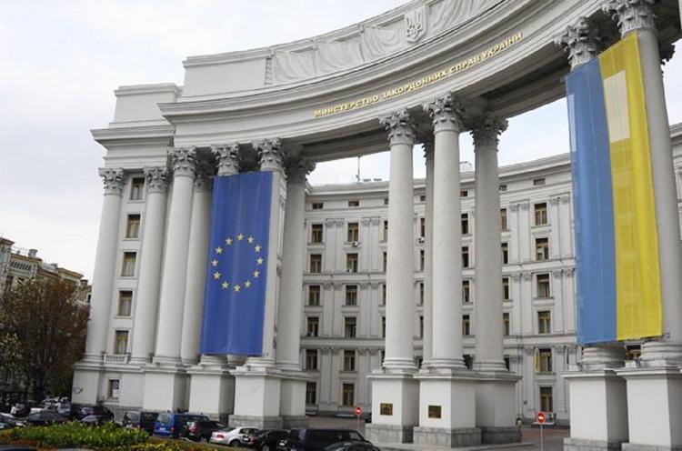 МИД Украины потребует у New York Times перерисовать карту с Крымом