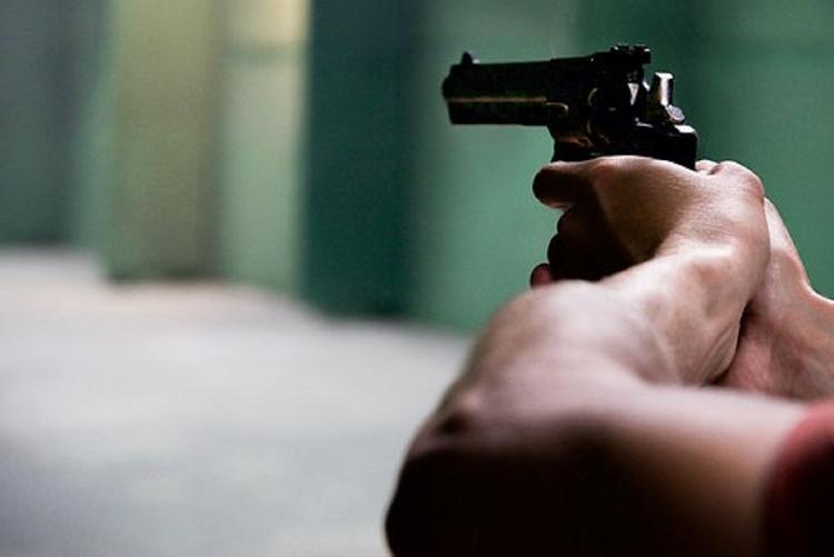 В московском кафе произошло ограбление со стрельбой