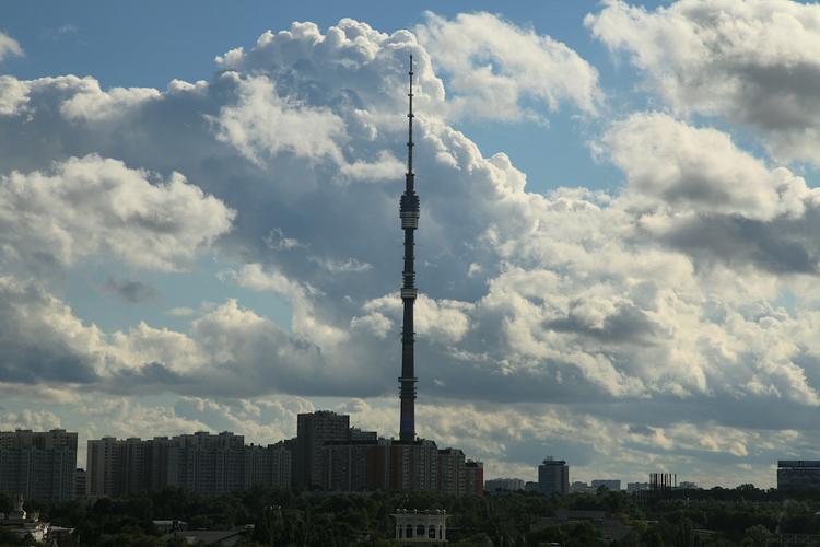 После анонимного сообщения о бомбе проверяют Останкинскую башню