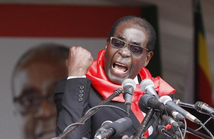 Мугабе не намерен посещать церемонию инаугурации нового президента Зимбабве