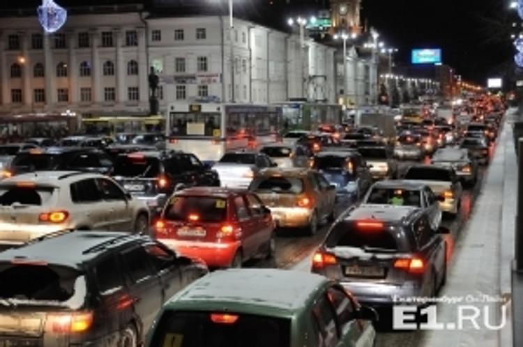 Свердловский губернатор извинился за созданные кортежем пробки в Екатеринбурге