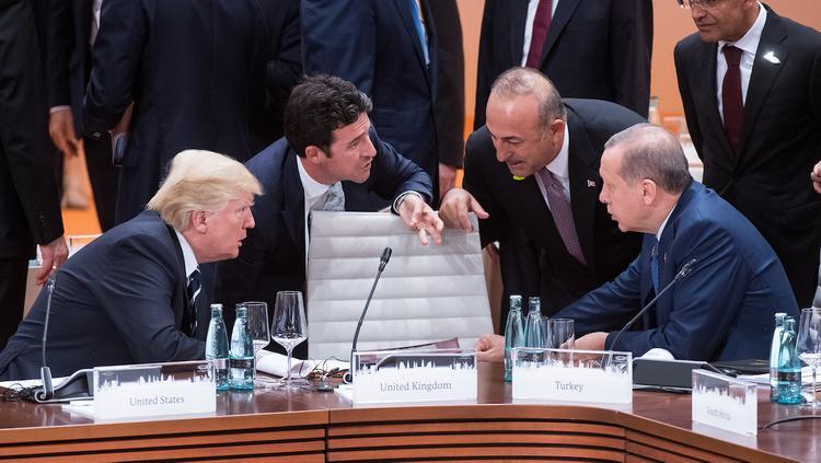 США атакуют Эрдогана из-за России и Ирана