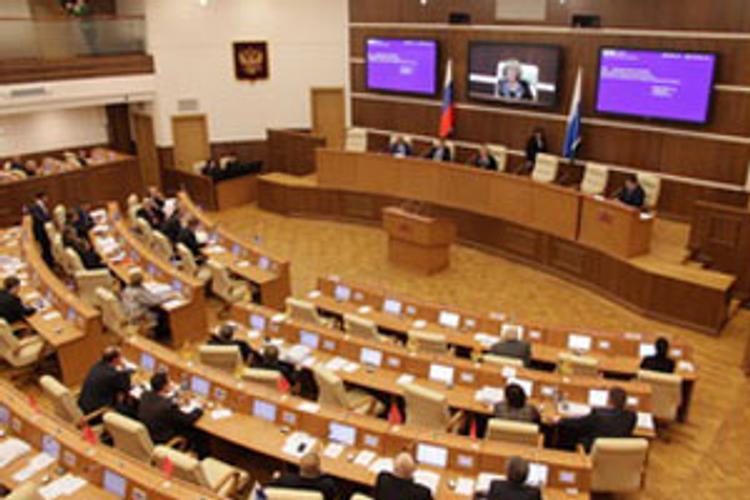 Спикер свердловского Заксобрания соберет депутатов в декабре еще раз