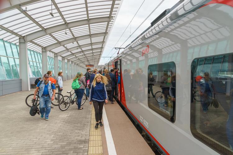 РЖД с 10 декабря ввели  новый график движения поездов