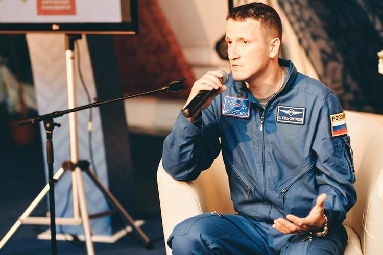 В Екатеринбург приедет космонавт-испытатель Кудь-Сверчков
