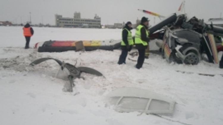 Появляются подробности крушения самолета Ан-2 в Нарьян-Маре