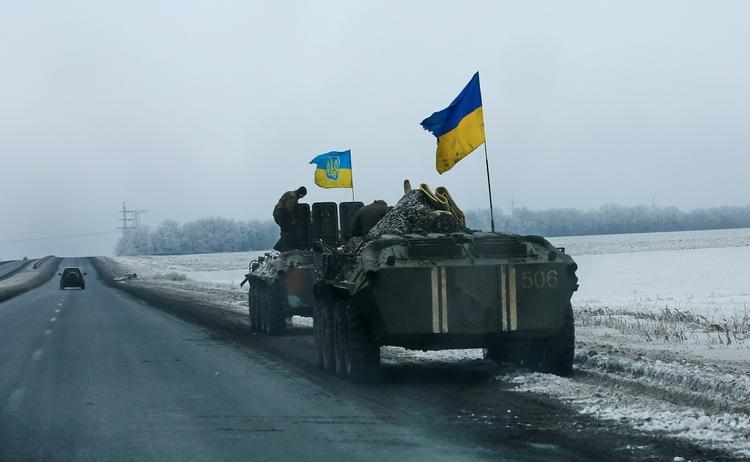 Названа настоящая причина бунта «Грузинского легиона» против командиров ВСУ