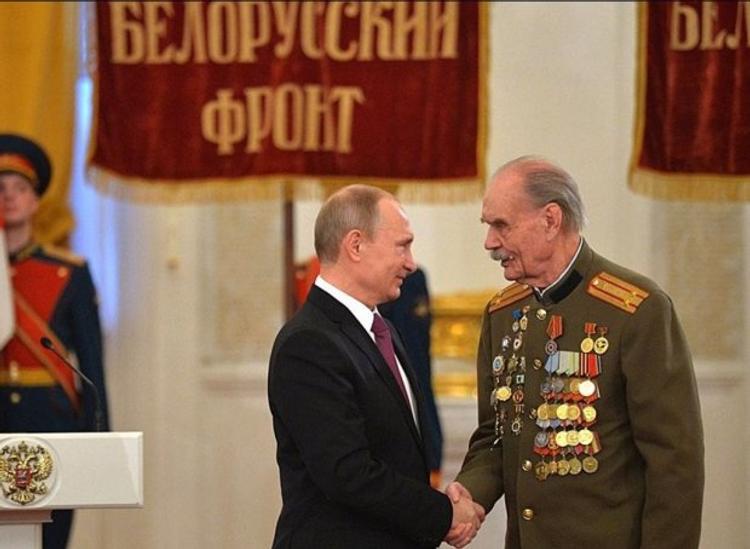 Солдат Сталинграда