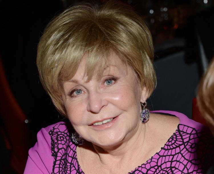 Телеведущая Ангелина Вовк продемонстрировала стройную фигуру в свои 75 лет