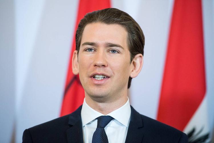 Австрийский канцлер предложил снять с России санкции