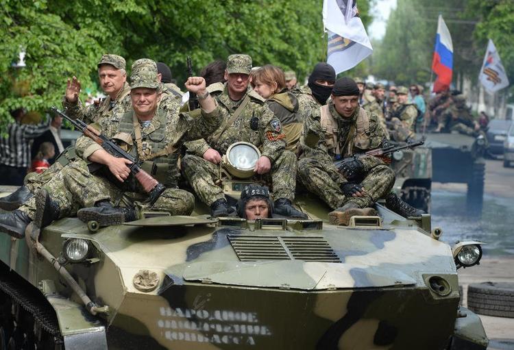 ДНР готовится к нападению. Войска приведены в состояние боевой готовности