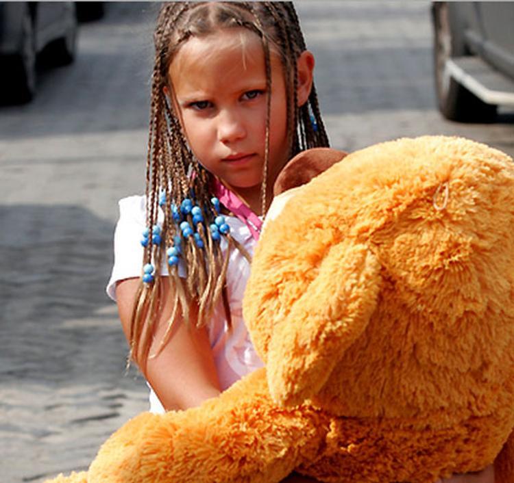 Мама похищенных детей надеется, что детство в России будет защищено