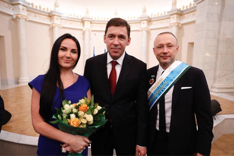 Игорь Алтушкин стал почетным гражданином Свердловской области