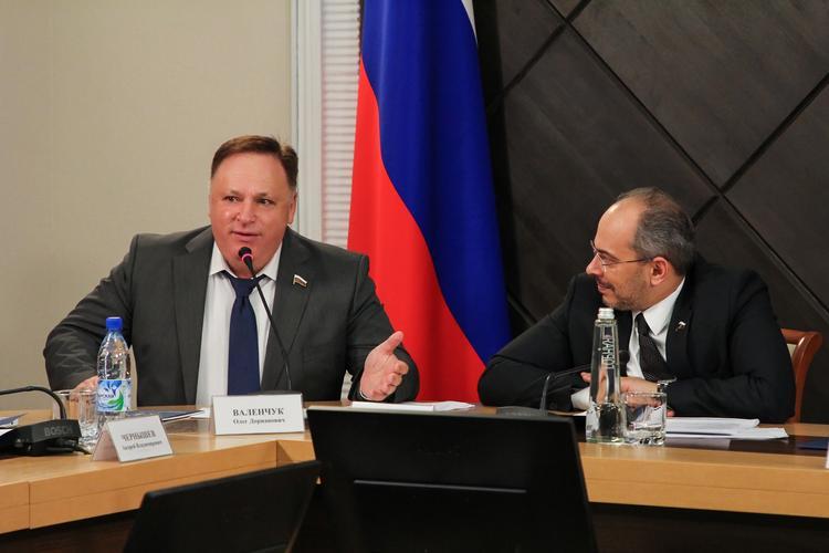 Земельный комитет Госдумы провёл выездное заседание в Севастополе