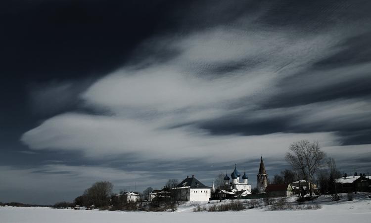 Древний финский могильник нашли археологи в городе Гороховец