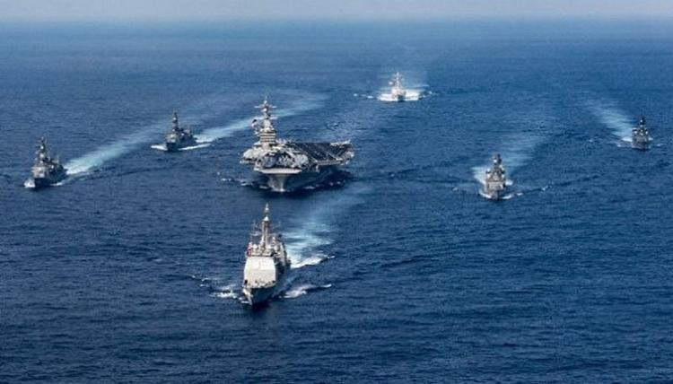Десантные корабли ВМС США вошли в Средиземное море