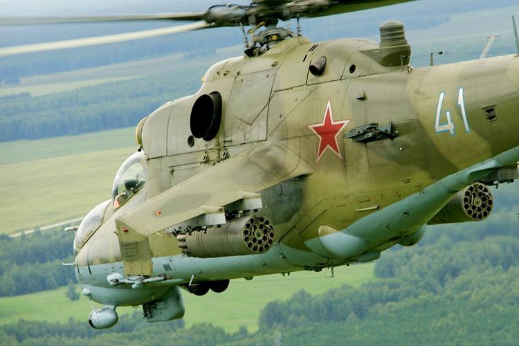 Появилось видео уничтожения российскими «Ночными охотниками» боевиков в Сирии