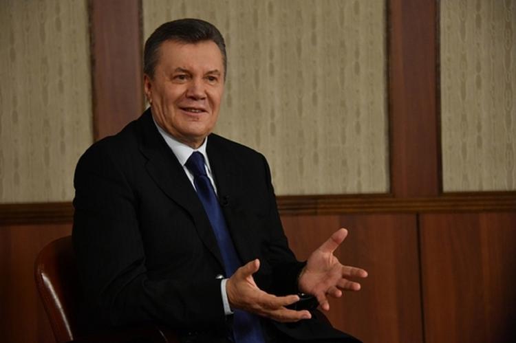 Янукович рассказал, когда попросит Путина о встрече