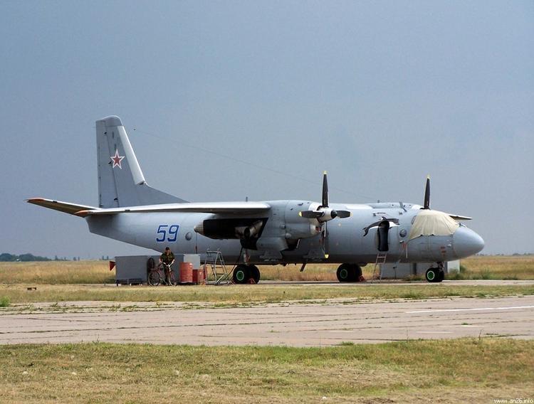 Озвучены вероятные причины катастрофы российского Ан-26 в Сирии