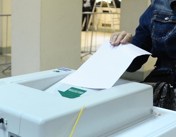 На выборах президента РФ досрочно проголосовали 27 тысяч человек