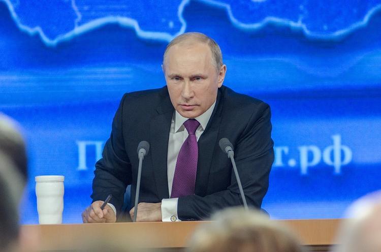 Путин рассказал о своей реакции, когда его называют главным злодеем мира