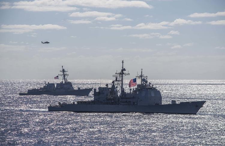 ВМС США протестировали систему РЭБ в Черном море