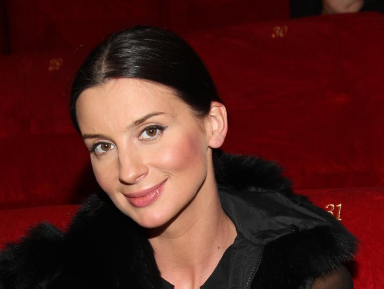 Телеведущая Екатерина Стриженова празднует полувековой юбилей