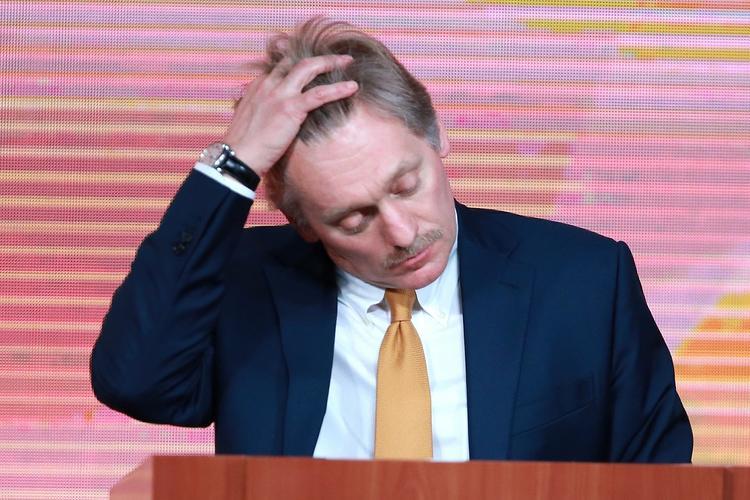 Песков:  желание РФ помочь в расследовании дела Скрипаля не встречает взаимности