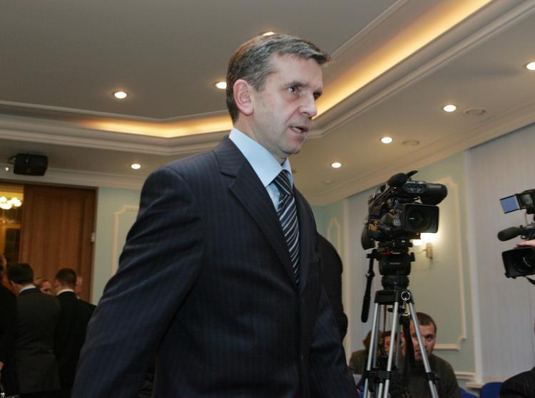 Михаила Зурабова вновь призывают на службу?