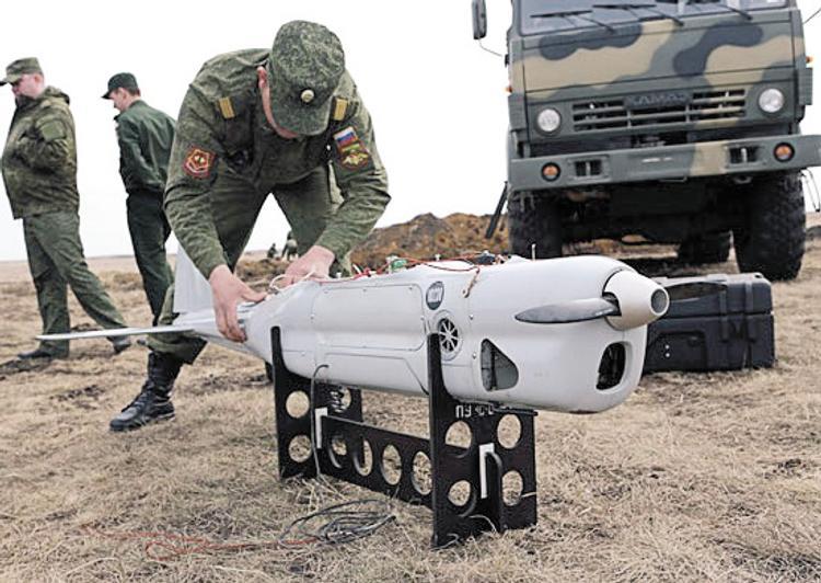 Россия готовится к войнам нового типа
