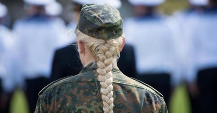 В Вооруженных силах Германии разработали форму для беременных солдат