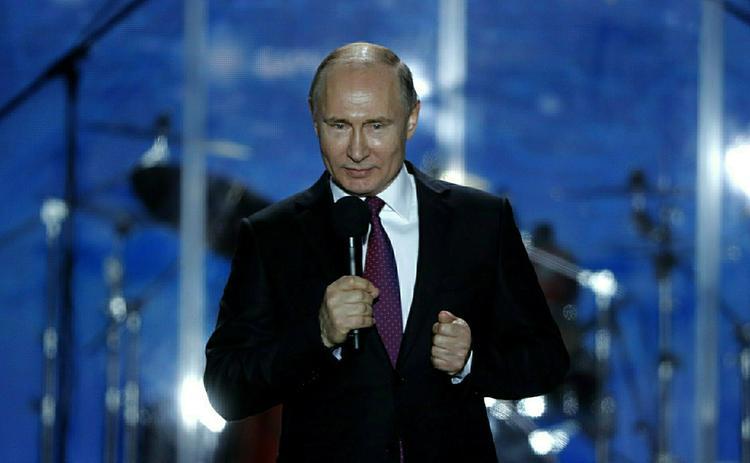 Сколько заработал Владимир Путин в 2017 году