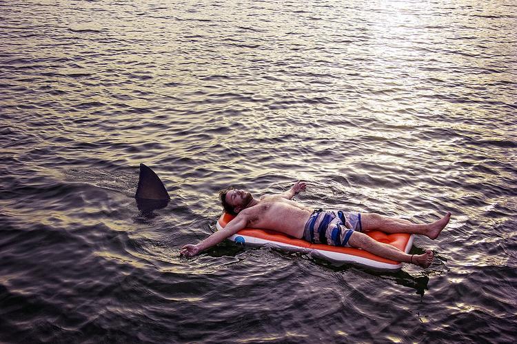 В Таиланде после нападения акулы на человека закрыли пляж