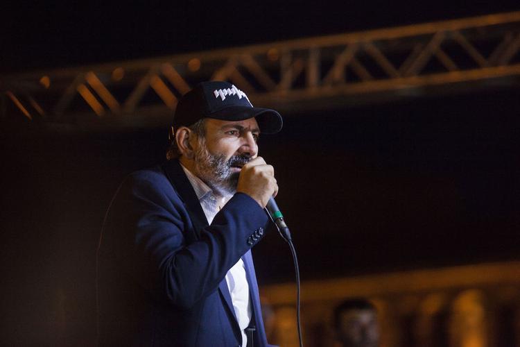 Пашинян: руководство Армении планирует сорвать выборы премьер-министра