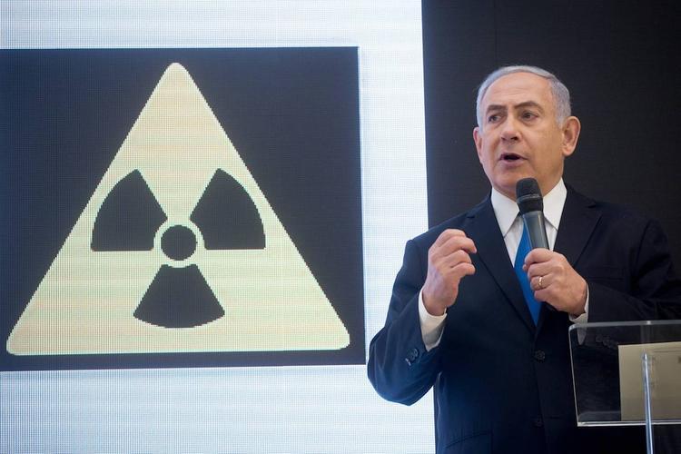 В Тегеране раскритиковали слова Нетаньяху о ядерной программе Ирана
