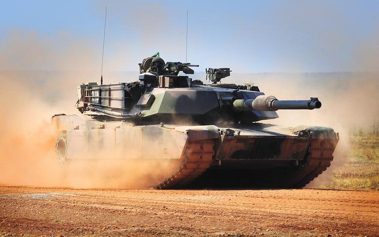 Пентагон отправил танки в Европу