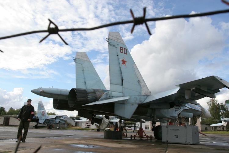 США: Су-27 перехватил Boeing P-8 Poseidon над Балтикой непрофессионально